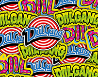 DIIL Crazy Sticker Pack
