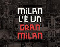 Capitals // Milano (Scighera font)