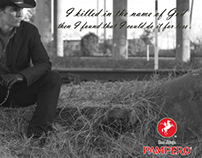 STUDENT PRINT ADS - PAMPERO / OLAZ / VOLKSWAGEN