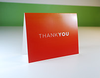 Wisconsin Athletic Club - Thank You Card