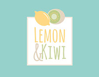 Lemon & Kiwi | Logo