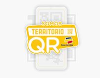 Territorio QR - Bancolombia | App & Digital