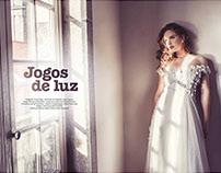 Editorial Mag Noivas de Portugal | Jogos de Luz