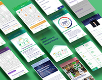WasteChamp App Design