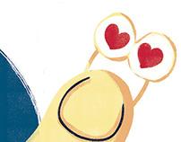 O Caracol Apaixonado - Concurso Pingo Doce 2015