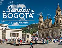 A Sunday in Bogotá