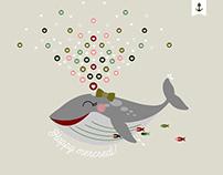 Jolies baleines