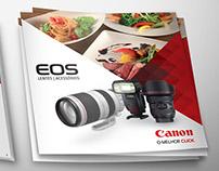 Catálogos Câmeras DSLR e Lentes Canon