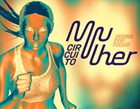 Circuito Mulher 2019 - Redesign e Campanha