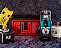 FLIP Effect Pedals