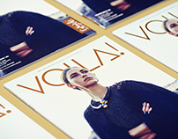 GALERIES LAFAYETTE - Voilà! Winter Magazine 2015