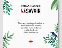 Stella Artois - Le Savoir