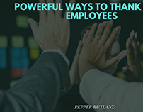 Powerful Ways to Thank your Employees