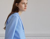 Blue stripes collection II - for Oysho