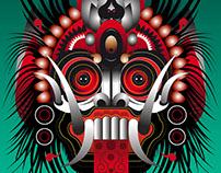 Mascara Balinesa