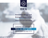 IDEA in healthcare and wellbeing [2015]