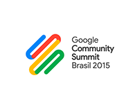 Google Community Summit Brasil 2015 Logo