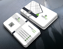 Elegant Modern Business Card