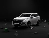 Mitsubishi   Channel 4 Idents