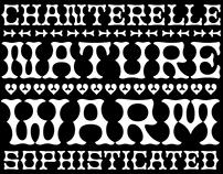 Fungis typeface