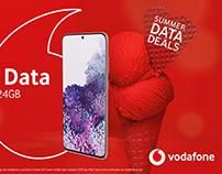 Ilka & Franz for Vodafone