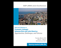 ADP | WHD Joint Conference - Poster