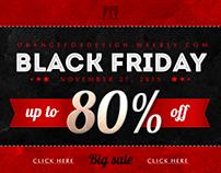 [80% OFF] Black Friday 2015