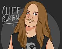 Cliff Burton NeydaBones®