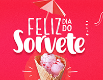 Dia nacional do sorvete 2018
