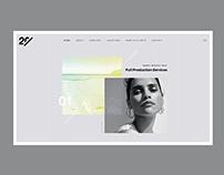 Twenty Minutes Ibiza - Branding & Web Design