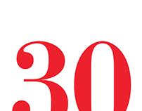 Creacional - Aniversario #30
