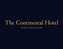The Continental Hotel — Service Design Concept