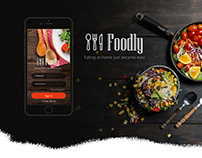 Foodly: Food Delivery App