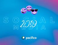 Social Media Pacífico Seguros