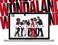 Wondaland Records Website