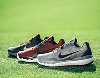 Tiger Woods for Nike Before & After Color