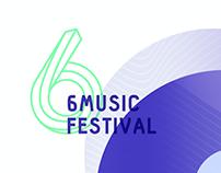 6 Music Fest Program