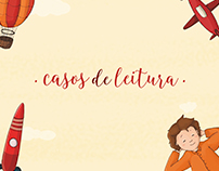 Exercise book | Casos de Leitura · PT