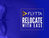 Flytta Presentation Design