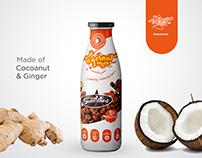 Tigernut Mylk Product Branding