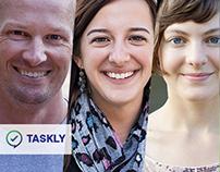 Taskly - Personas