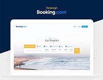 Booking.com Redesign Concept