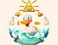 Duck of Providence - Illustration