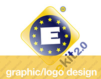 Erasmus Kit 2.0 - Logo Design
