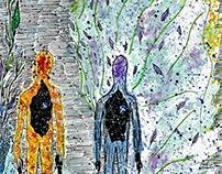 people power - Rowayat's artwork