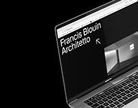 Francis Blouin – Website