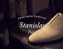"""Stanislas """"A leather shoe story"""""""