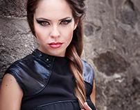 Bulgarian Actress Borqna Bratoeva
