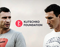 Klitschko Foundation. Children Charity Website