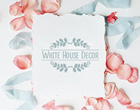 "Сайт для студии декора"" White House Decor"""